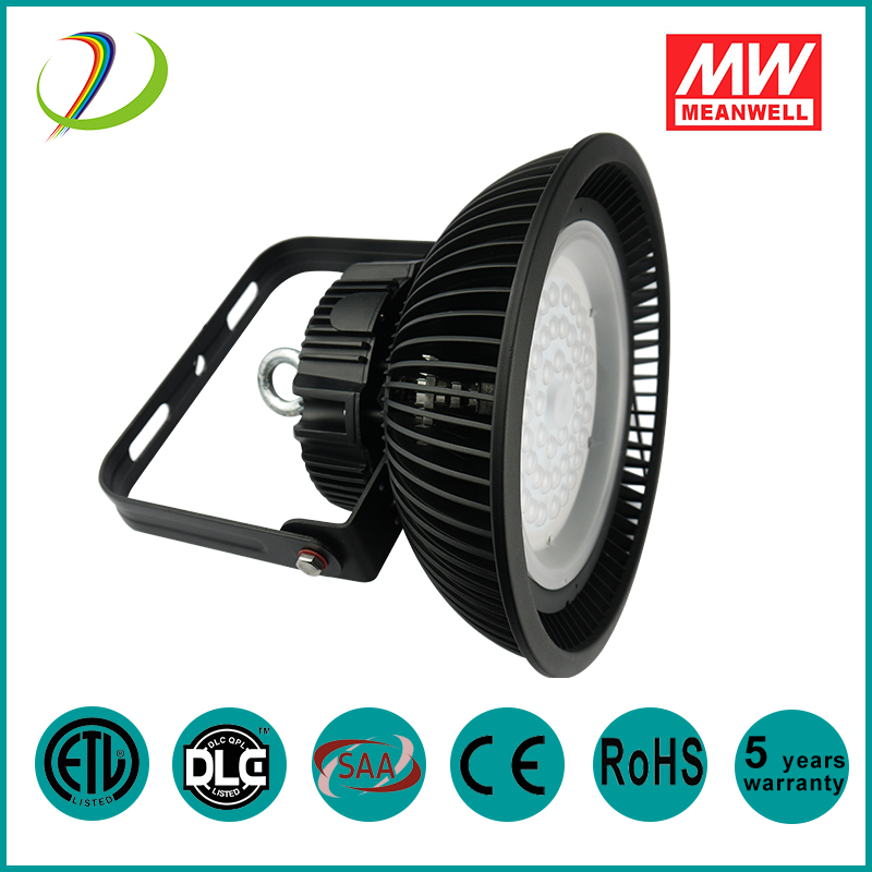 130lm/w 200w LED High Bay Light for Supermarket