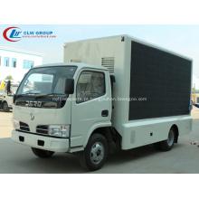 Garantido 100% Dongfeng P6 Mobile LED Truck