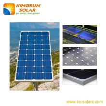 Panel solar de 130W-150W Monocrystalline de Sillicon