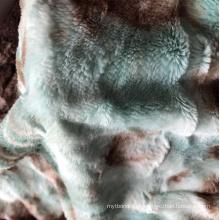 manta suave de vellón pv con diseño personalizado