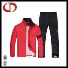 100% Polyester Sports Suit Herren Trainingsanzug aus China