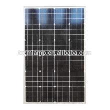 nuevos fabricantes del panel solar del precio de yangzhou llegado en el precio del panel solar de china / sunpower