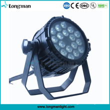 18X10W Outdoor RGBW 4in1 LED PAR Light for Stage