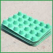 HDPE waterproof drainage dimple board