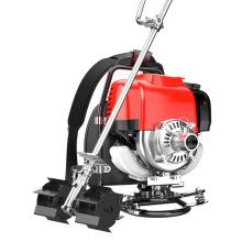 cortador de grama elétrico cortador de escova de quatro tempos