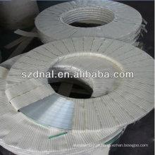 Tiras de alumínio cortadas 5754 feitas na China