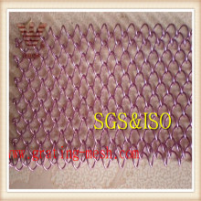 Decorative Chainlink Mesh/Chain Link Mesh for Sale