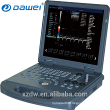 DW-C60 2D/3D Color doppler machine Laptop color doppler portable 3d ultrasound scanner