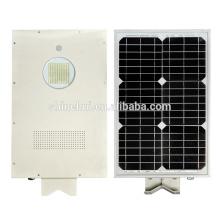 Lámparas llevadas solares de la tira de la fábrica 15w de shenzhen llevaron la luz de calle solar