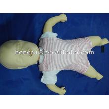 ISO Infant Choking и CPR Manikin, модель оказания первой помощи