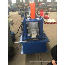 Canaleta de venta caliente del rodillo que forma la máquina