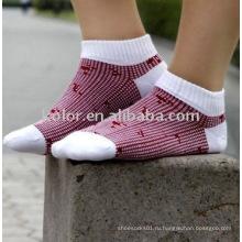 Модные хлопчатобумажные носки