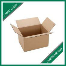 Rsc Caja De Cartón De Papel De Impresión Liso Fabricante
