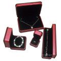 Caja de embalaje para joyas con logotipo