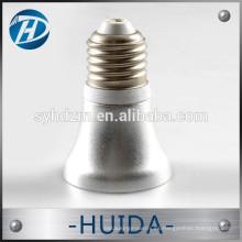 Pantalla de lámpara de aluminio personalizada con piezas de metal de precisión CNC