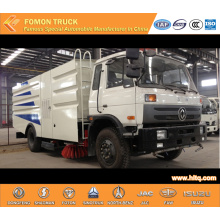 Dongfeng 153 4x2 Truck Mounted Sweeper