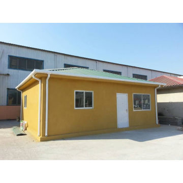 Maison préfabriquée en acier de ciment (KXD-pH1378)