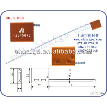 Container Seal BG-G-003