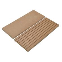 Sólido / WPC / madera de compuesto compuesto de plástico / exterior Decking80 * 10