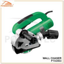 Chasse électrique murale de machine à rainurer Powertec 1550W 150mm (PT83503)
