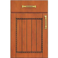 Custom pre painted cabinet doors cheap price