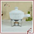 Keramik Porzellan Butterwärmer