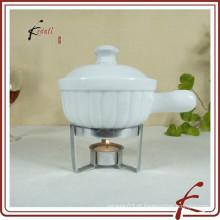 Porcelana de cerâmica Manteiga Aquecedor