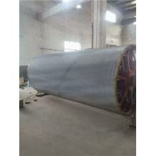 Bahan Stainlessf Steel Shrink Fabric