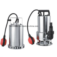 Stainless Steel Body Drainage Submersible Pumps for Clean Water