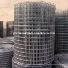 De alta calidad galvanizado malla de zinc pesado revestido de malla de alambre soldado