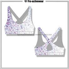 OEM Mulheres Atacado Custom Yoga Fitness Sports Bra