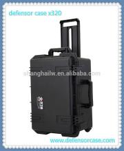 x320-chinese peli case waterproof hard plastic Case with handle