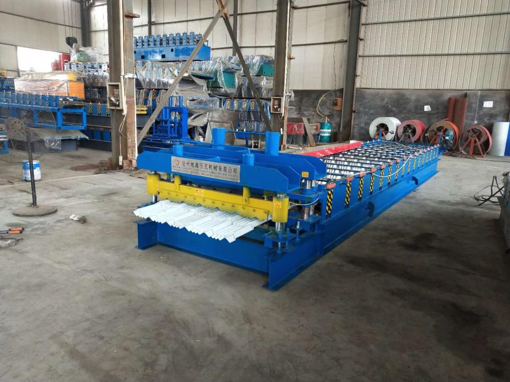 Glazed Sheet Making Machine