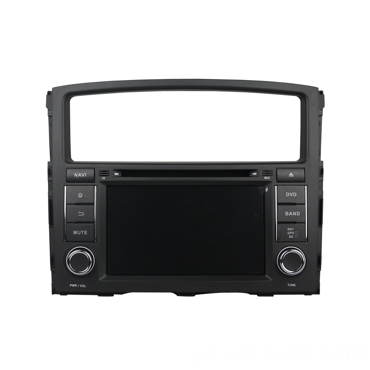 auto radio for PAJERO 2006-2012