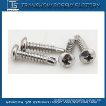 4.2X25mm DIN7504-N Pan Head Bohrschrauben