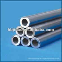 Tubulação sem costura de trocadores de calor e tubos