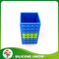 Silicone Rubber Pen Holder/container