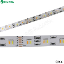 12mm Breite RGBWWW 5 in einem LED Chip dc12v 24v führte flexible Streifen