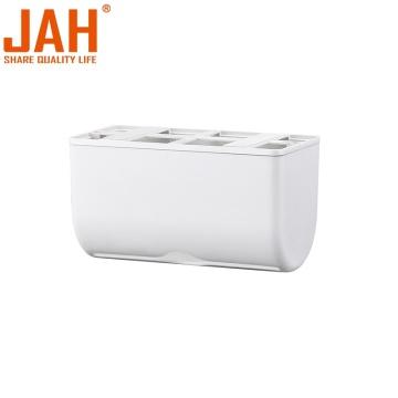 Boîte de rangement murale en plastique pour papier de cuisine JAH
