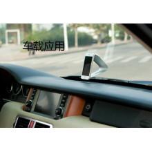 Support mobile en aluminium de voiture de mode pour le téléphone portable