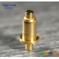 Brass Spring Loaded Connector Pogo Pin Battery Connector