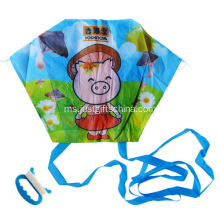Promosi Mini Kite Flying - Dengan No Frame