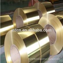 copper Minerals Metallurgy high light CuZn35 CuZn36 brass strips