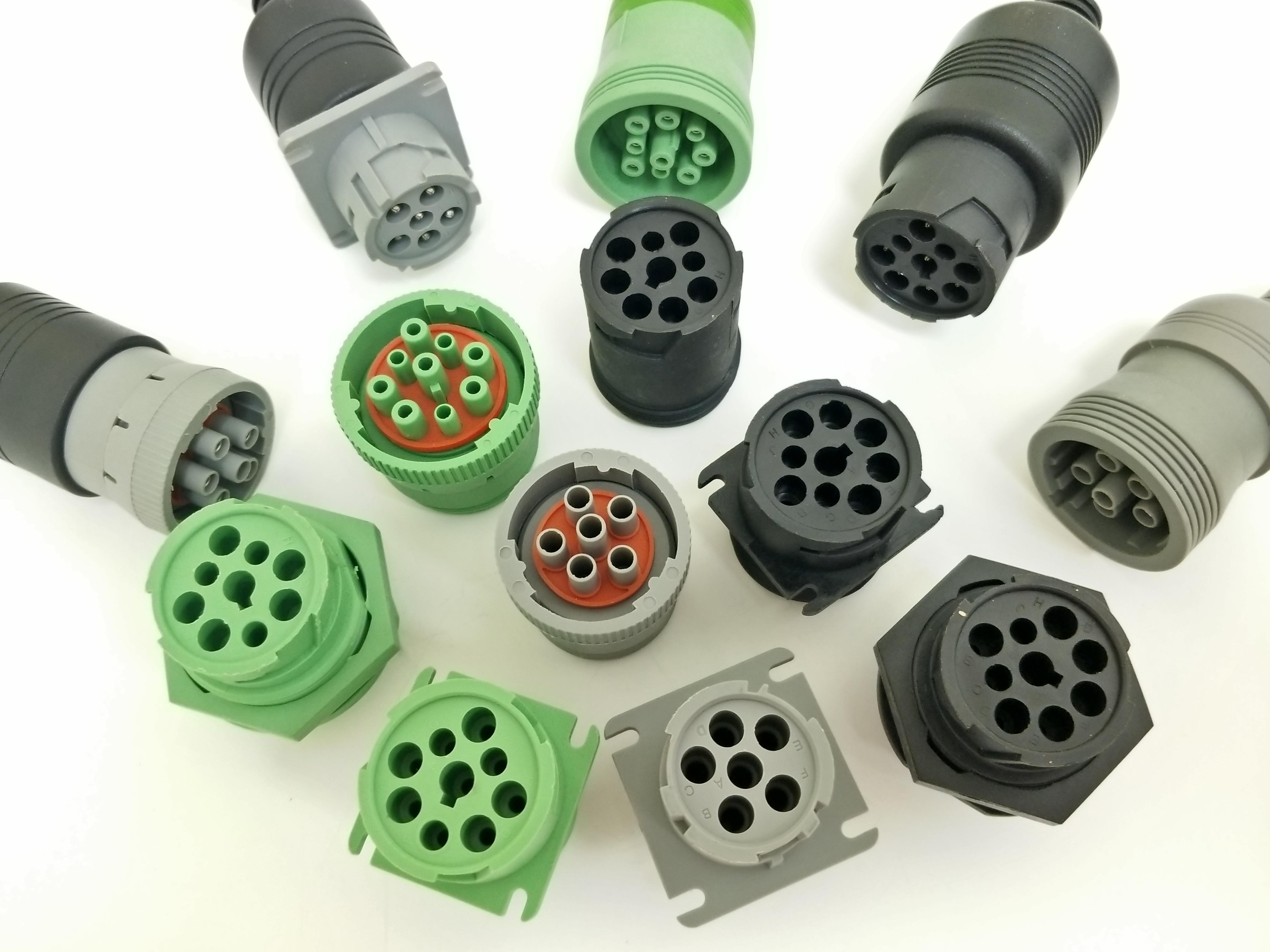 J1939 connectors (3)