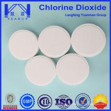 Wasserbehandlung Chemisches Chlordioxid mit sicherster Desinfektionseffekt