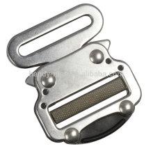 Harness Steel Side Schnellverschluss