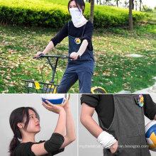 Sun Mask Towel Bib Cover Magic Headscarf Men and Women Breathable Riding Equipment Ice Silk Headscarf