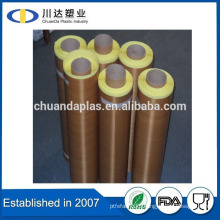 Teflon coating PTFE tape PTFE coated glass fabric tape fiberglass with adhesive