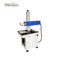 Desktop CO2 Laser Marking Machine RF Metal Tube