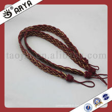Vente en gros de cordes décoratives pour rideaux, décoration et corde à rideaux Fixer et embellir
